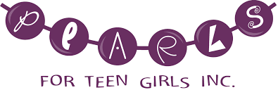 Pearls for Teen Girls Logo