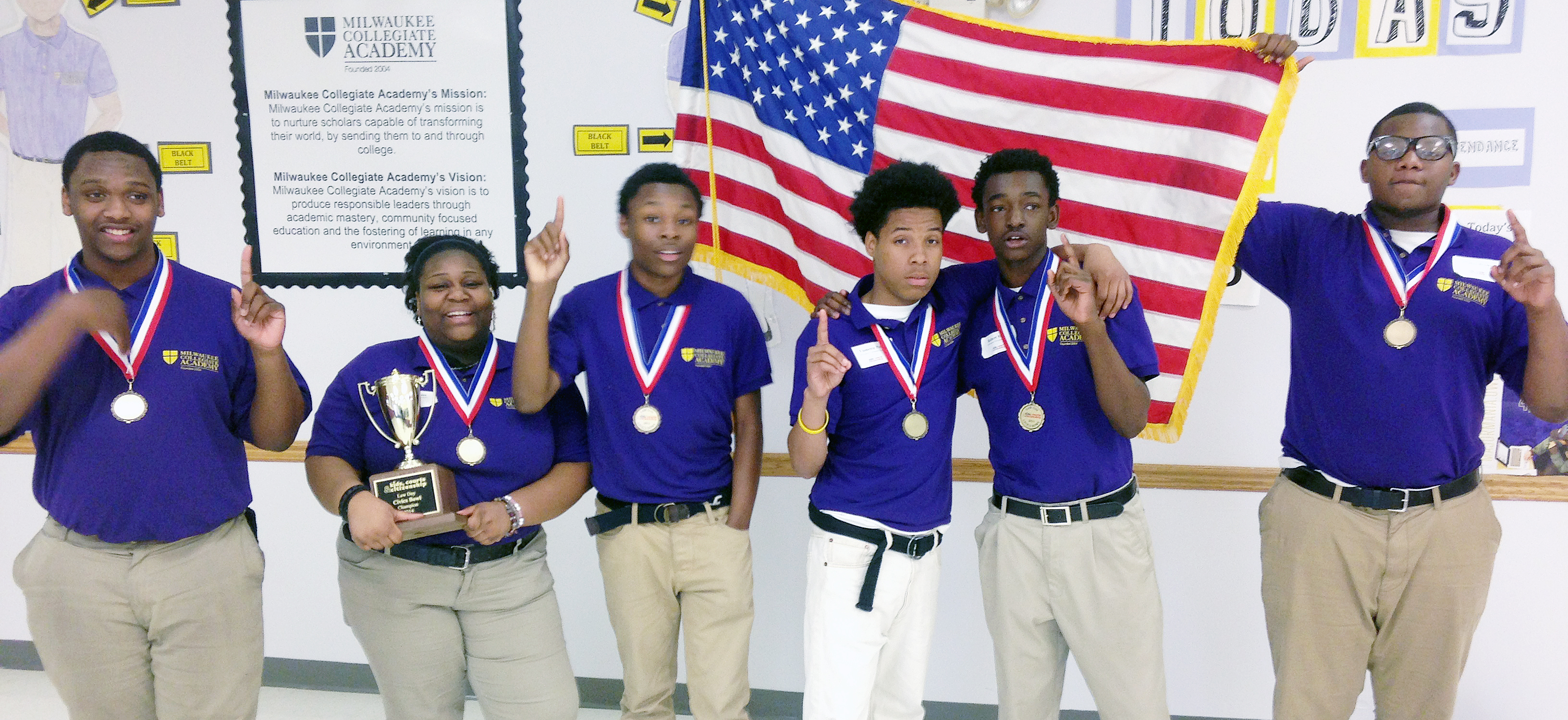 Join the MCA Civics Bowl Team