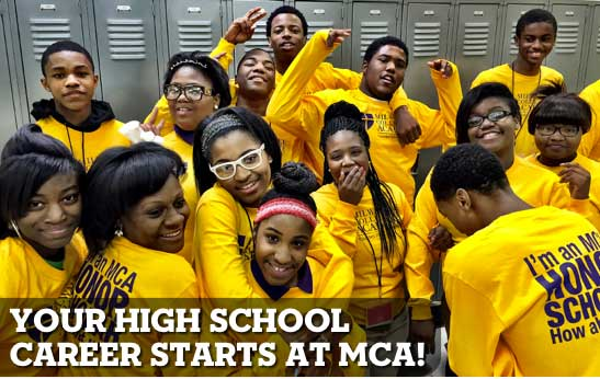 Milwaukee Collegiate Academy is now enrolling of the 2015-16 school year.