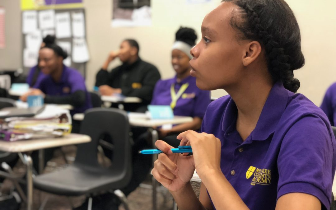 MCA Scholars Get a Seat at the Table