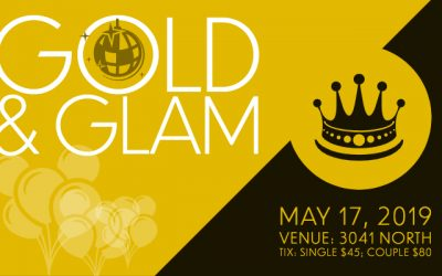 Gold & Glam Prom on May 17