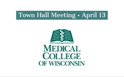 Medical College to Hold Town Hall on April 13