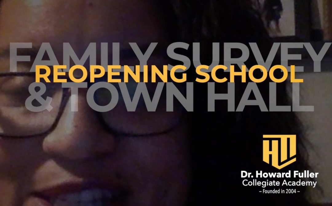 Reopening School: Family Survey