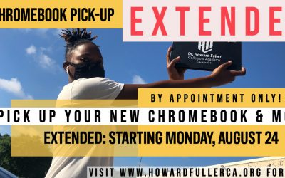 EXTENDED: Chromebook Pick-Ups