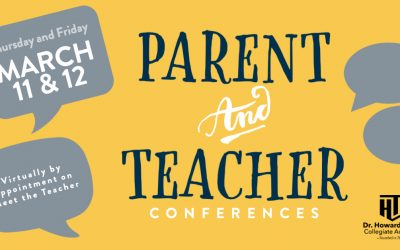 Parent & Teacher Conferences on March 11 and 12