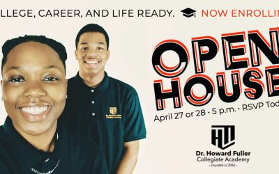 Virtual Open House on April 27 and 28