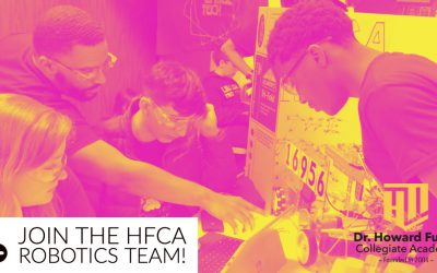 NEW: Join the HFCA Robotics Team on July 30