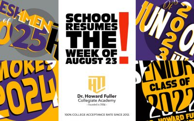 School Year Launches the Week of August 23