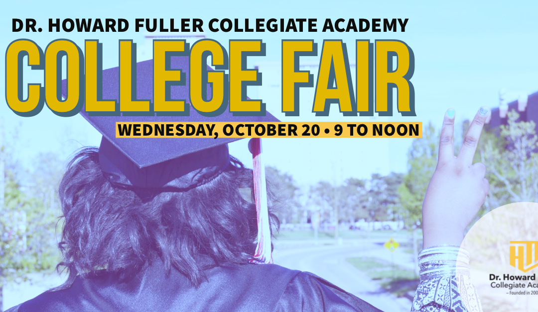 HFCA College Fair on October 20